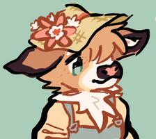 miel in cute hat by neopit