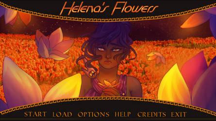 Helena's Flowers - GxG Visual Novel