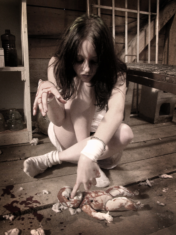 Asylum 15 by DominaDoll