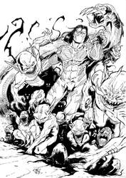 The Darkness (Top Cow) by MarkReindeer