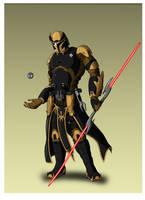 Sith Mandalorian by Vinom11