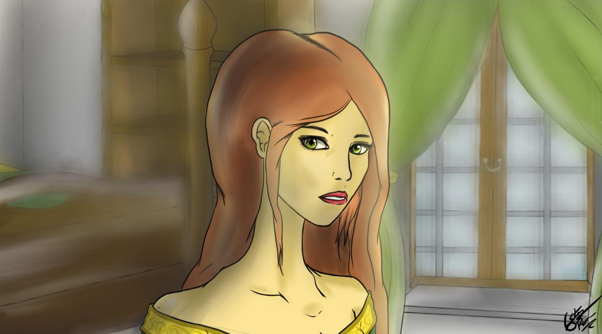Isabel by 6stringRaven