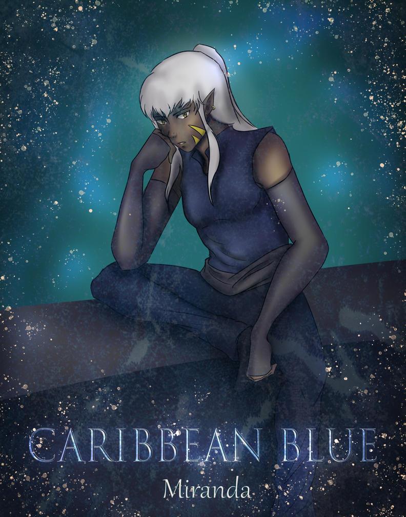 Caribbean Blue - Miranda by 6stringRaven