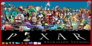 Tribute to Pixar :EDIT: