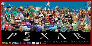 Tribute to Pixar :EDIT: :EDIT: