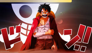 Captain Luffy // One Piece Ch901