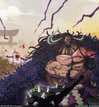 Trueno divino // One Piece Ch923