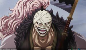Kamazou // One Piece Cap. 937 by goldenhans