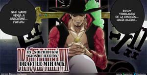 Dracule Mihawk // One Piece Cap. 956