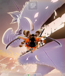 One Piece 961 // Kozuki Oden - Tougen Shirataki