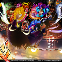 One Piece cap. 986 // SUNACCHI!!!