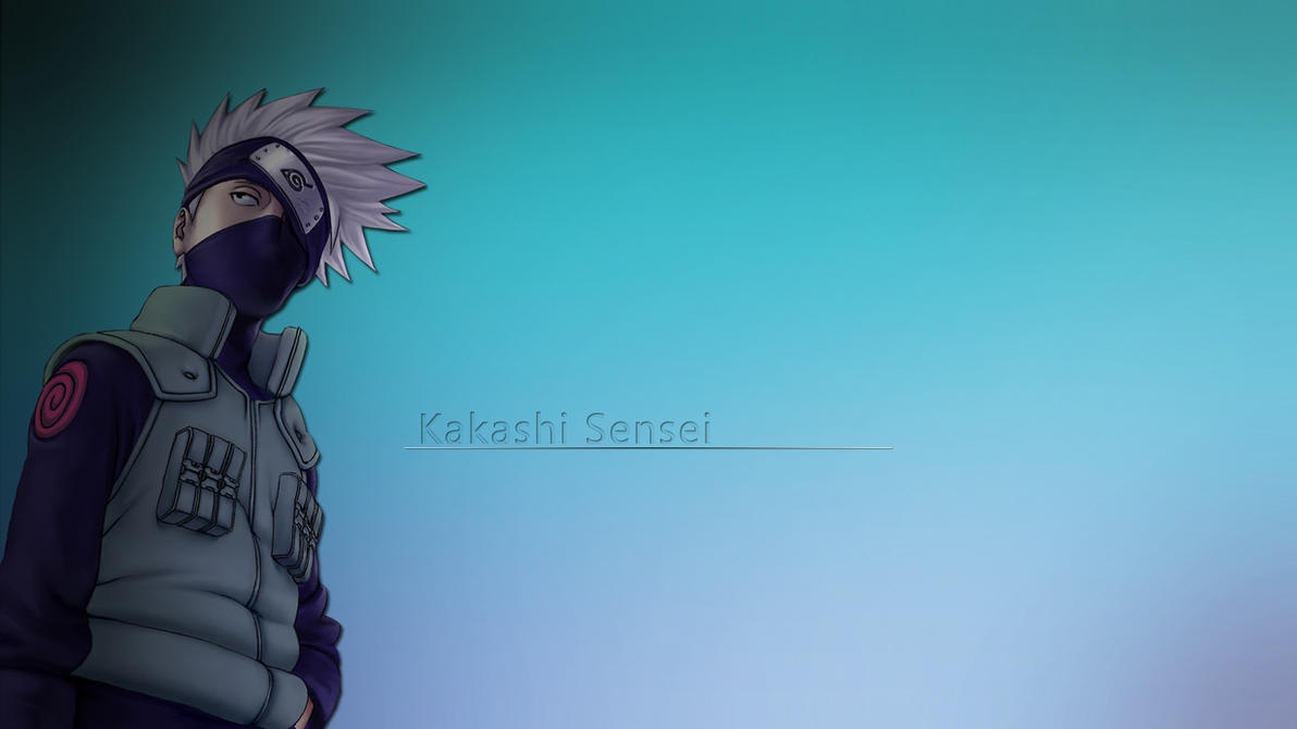 Kakashi wallpaper by theumad on deviantart - Kakashi sensei wallpaper ...