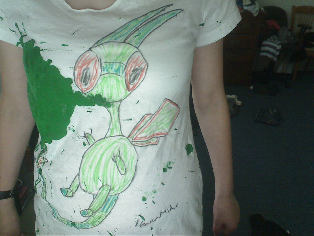 30146ede Flygon T-Shirt by PokemonGardevoir on DeviantArt