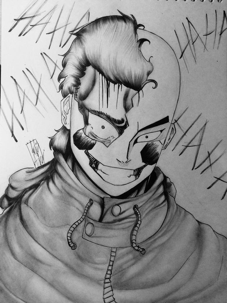 Laughing Jester by Xkosovox