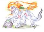 Furry Amaterasu