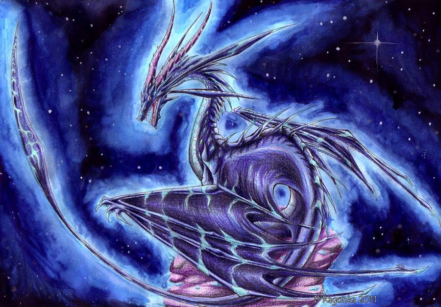 Night Spirit by Theerya