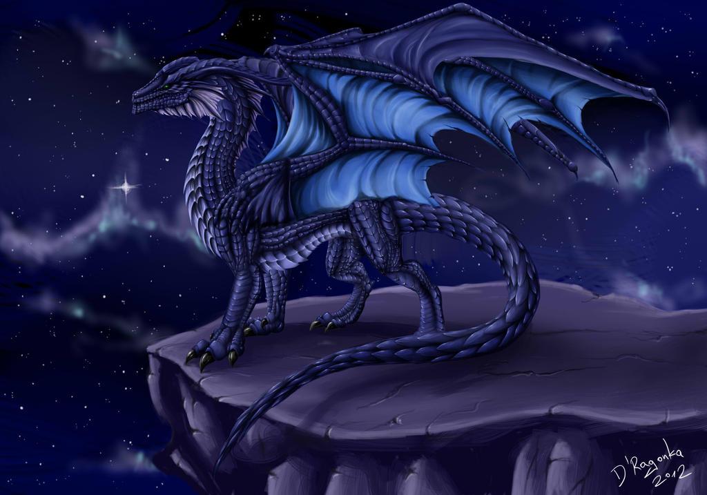 Starry Night by DRagonka