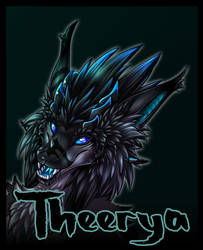 Theerya badge by Theerya