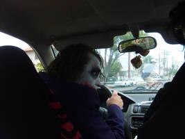OMFG the joker stole our car by someRandomgirl13