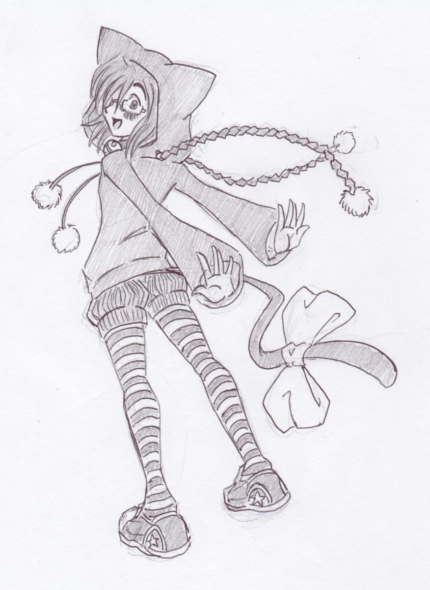 Black Cat - Nic by kamon-san