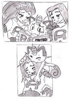 Memories of Team Rocket by Nico--Neko