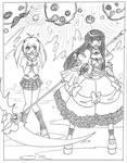 Puella Magi - An Unexpected Savior