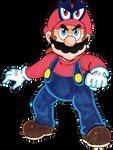 Super Mario Odyssey - Mario