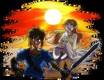 Legend of Zelda BotW - A Memory of Protecting You