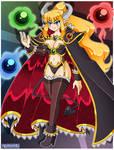 Disgaea - Overlord Imperia Satine Diamond by Nico--Neko