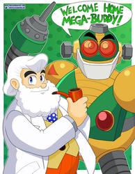 Mega Man - Welcome Home!