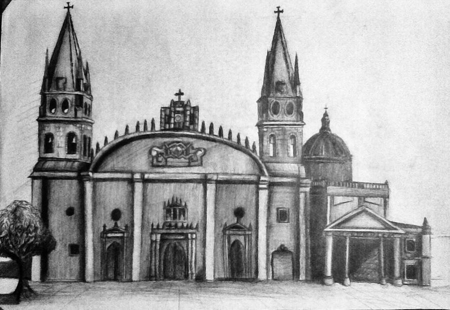catedral de guadalajara jalisco mexico by nazarethdeleon