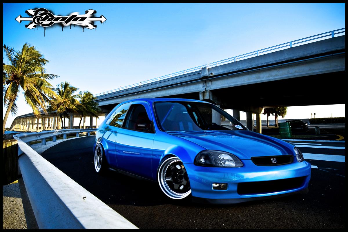 Honda Civic Ek Wallpaper Hd