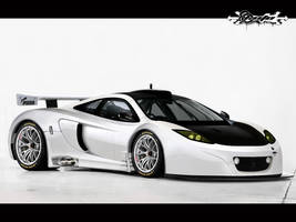 McLaren MP4 by koto8