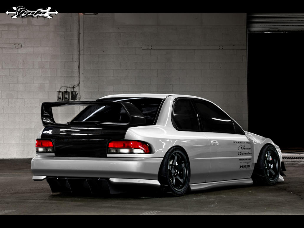 Subaru Impreza GC by koto8