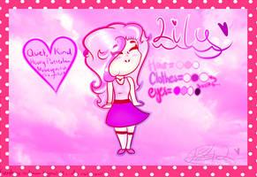 Lily (New Oc!)