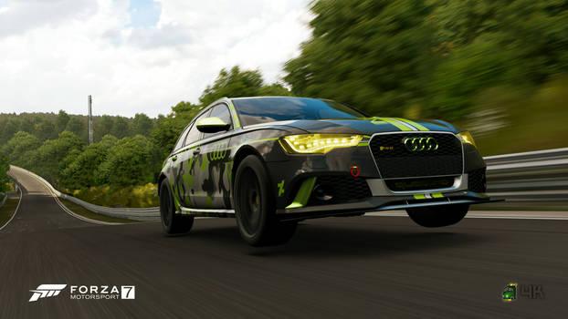 Airborne   FORZA Motorsport 7   4K