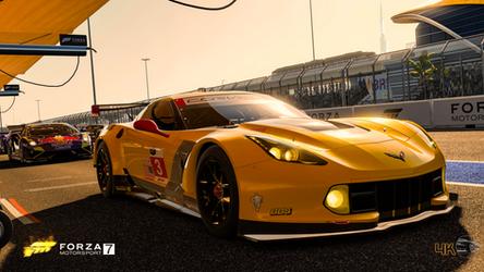 Desert Heat | FORZA Motorsport 7 | 4K