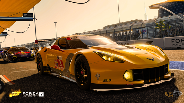 Desert Heat   FORZA Motorsport 7   4K