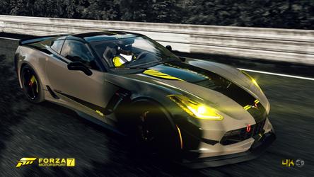 Mello Yello | FORZA Motorsport 7 | 4K by NovaticDesign