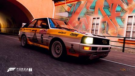 Piece of History | FORZA Motorsport 7 | 4K by NovaticDesign