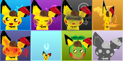 Little Buddy Status Icons! by supermark18