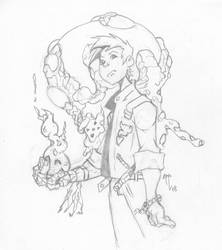 Monster hunter boy by WillCaligan1