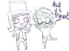 Ask Us Anything! by AnnoyerOfDoitsu