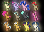 MLP Crackship Guess To Adopts [CLOSED]