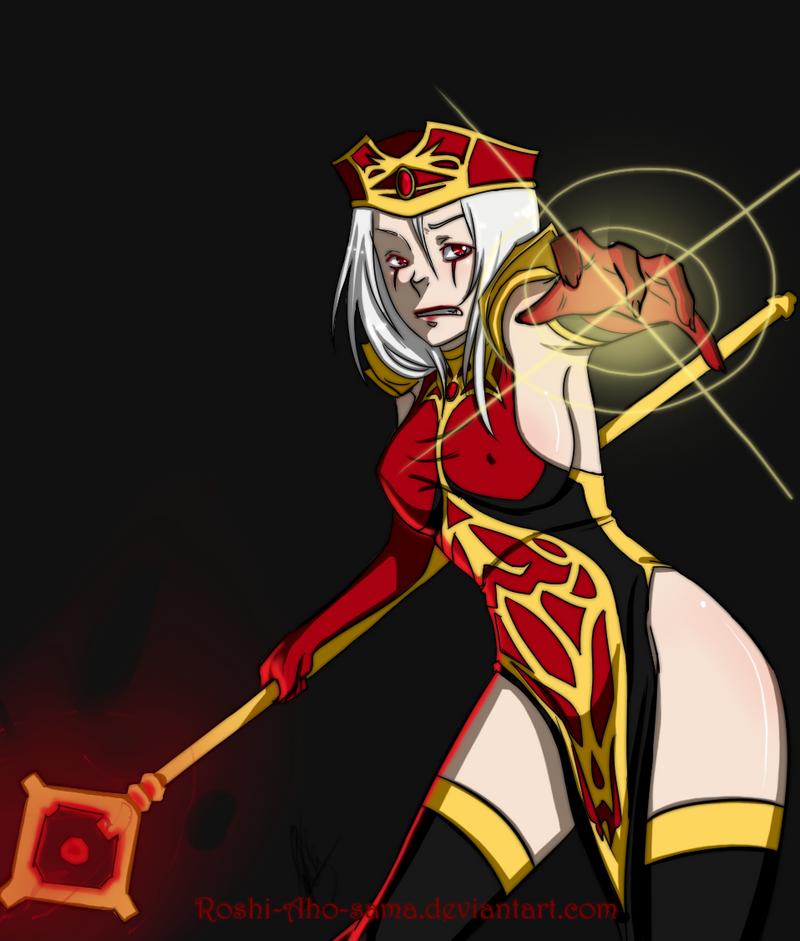wowhigh inquisitor whitemane by roshiahosama on deviantart