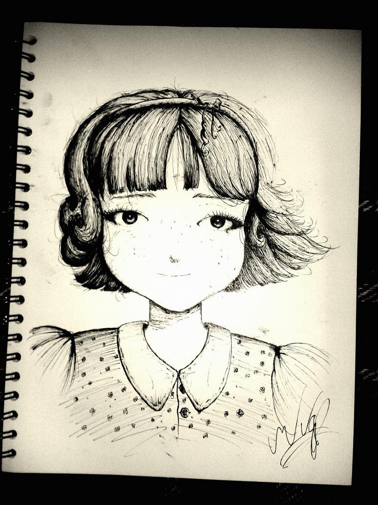 Clarice Kupfer by MarcosVonGregorutti