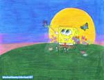 SpongeBob's Sunset