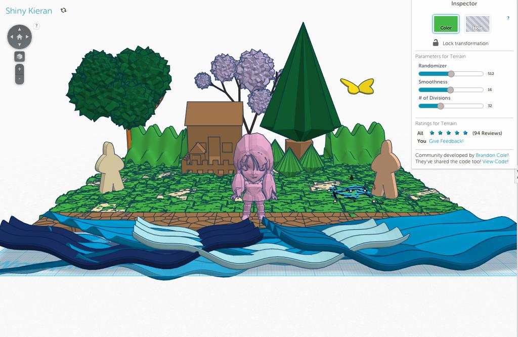 3d Tinker Cad Project By Aquapandakristina On Deviantart