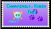Kuben Fans Stamp by Komaeda-Cat