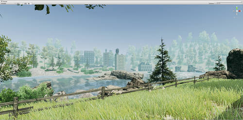 Level design 17.30 river 2
